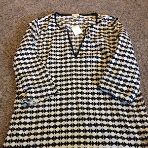 NWT Tunic or Coverup